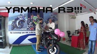 getlinkyoutube.com-Taking Delivery Of My Friend's 2016 Yamaha R3