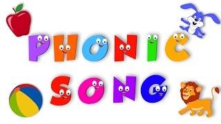 getlinkyoutube.com-Phonics Song | Nursery Rhymes