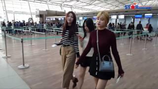 "getlinkyoutube.com-[S영상] AOA 대만 출국 현장, ""맴덕들아 다녀올게~"""