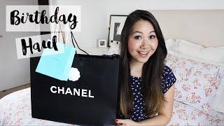getlinkyoutube.com-Birthday Haul... Chanel, Manolo Blahnik, Tiffany & Co and more!