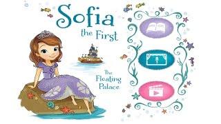 getlinkyoutube.com-Disney Sofia the First: The Floating Palace (Disney) - Best App For Kids