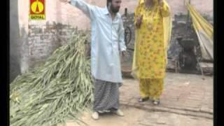 Punjabi Comedy - Naukar Vahuti Da Part 3