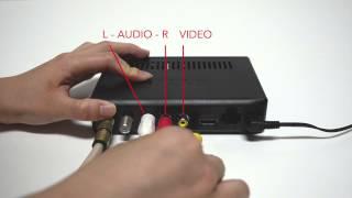 getlinkyoutube.com-RCA | DTA880 Connection Instructions