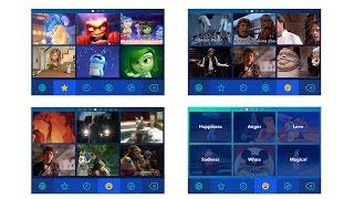 getlinkyoutube.com-Disney Gif คีย์บอร์ดภาพเคลื่อนไหวจากตัวละครชื่อดังของ Disney, Star Wars, Pixar