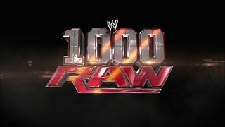 getlinkyoutube.com-The opening to Raw's historic 1,000th episode: Raw, July 23, 2012