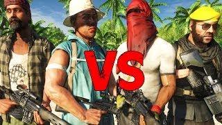 getlinkyoutube.com-Far Cry 3 - Sniper Only - AI War