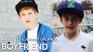 getlinkyoutube.com-Justin Bieber - Boyfriend(MattyBRaps & Johnny Orlando cover)