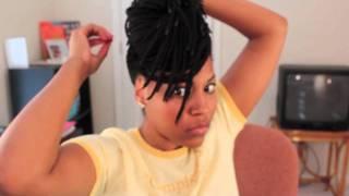 getlinkyoutube.com-*4 Different Ways To Style Yarn Braids*