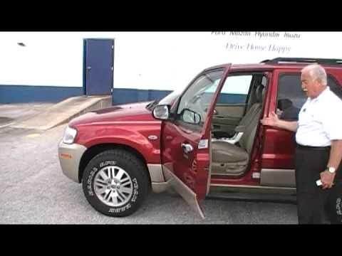 2005 mercury mariner problems online manuals and repair for Kipo motors used cars