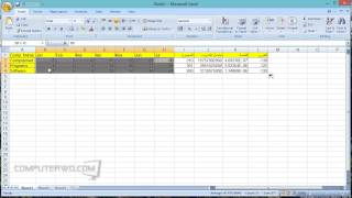 getlinkyoutube.com-استخدام الاكسيل Excel كالمحترفين في 20 دقيقة فقط