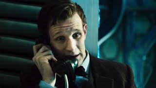 getlinkyoutube.com-A Phonecall From The Eleventh Doctor - Doctor Who Series 8 - BBC