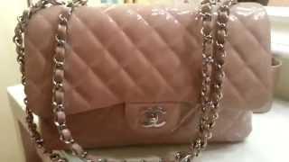getlinkyoutube.com-What's in my Chanel bag! Chanel Jumbo Flap!