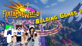 getlinkyoutube.com-[Minecraft] Bulding Games sur FantaBobWorld