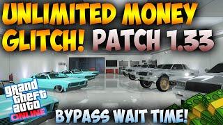 "getlinkyoutube.com-GTA 5 Online: ""NEW"" UNLIMITED MONEY GLITCH! [1.33] ""DUPLICATE CARS"" (PS4 & Xbox One)"