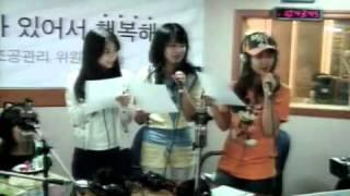 getlinkyoutube.com-[20080515] SNSD Seohyun, Sooyoung, & Yuri - Birthday song for Sunny
