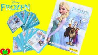 getlinkyoutube.com-Disney Frozen Collectible Sticker Album