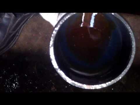 Замена трансмисcионного масла в МККП с добавкой MPG Extra