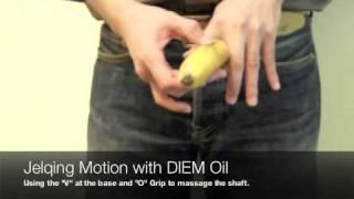 getlinkyoutube.com-DIEM Oil - Jelqing enlargement massage