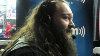 getlinkyoutube.com-Bray Wyatt on Luke Harper's Injury, Are he/Roman Reigns face or heel, his future and more