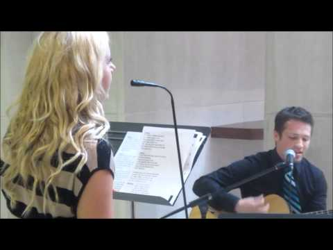 God Gave Me You - Wedding Song - Duet - (Dave Barnes/Blake Shelton) - Cover