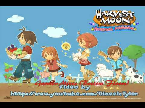 Harvest Moon: Animal Parade 17- Garmon Mines (Bottom Floors)
