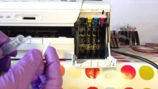 getlinkyoutube.com-How to clean Brother DCP and MFC print head nozzles