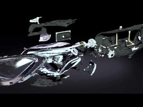 Фары Mercedes-Benz Multibeam LED