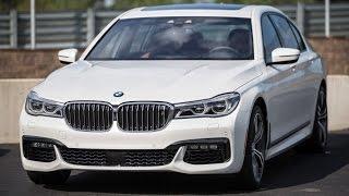 getlinkyoutube.com-2016 BMW 7-series 750i xDrive Review Rendered Price Specs Release Date