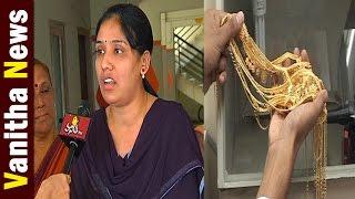 getlinkyoutube.com-Public Suffer with PM Narendra Modi's Gold Monetisation Scheme || Vanitha News || Vanitha TV