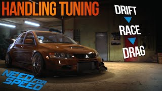 getlinkyoutube.com-Need for Speed 2015 How to Tune Your Car (NFS Handling Tuning)