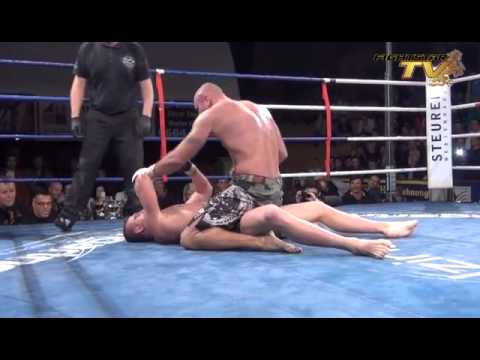Janosch Stefan vs Dritan Barjamaj at Respect Austria 1, 02.02.2013 | MMA