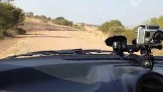 getlinkyoutube.com-Datsun Go Rally  in Action