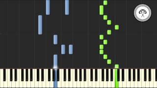 getlinkyoutube.com-Alt-J - Breezeblocks Piano Tutorial & Midi