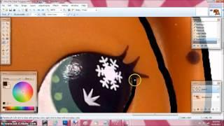 getlinkyoutube.com-Littlest Pet Shop Dachshund Speedpaint