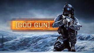 getlinkyoutube.com-► THE GOD GUN! - Battlefield 4