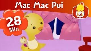 getlinkyoutube.com-Mac Mac Pui - episod lung, copiii invata despre animale