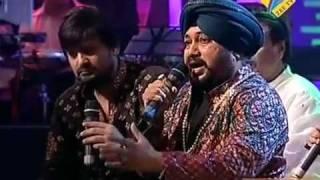 getlinkyoutube.com-Tu Mere Ruburu Hai -Daler Mehndi (Saregamapa Singing Superstar) - HQ