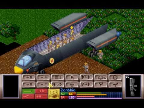 Let's Play X-Com UFO Defense Again 02: New Squad, New Hope