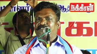 Vasanthi Devi as best candidate than Vijayakanth | Thiruma Speech