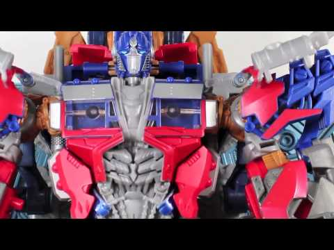 Transformers 3 DOTM Movie Ultimate Optimus Prime Review