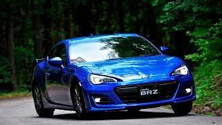 getlinkyoutube.com-SUBARU BRZ GTプロトタイプにドリキン土屋圭市が全開試乗!