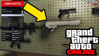 getlinkyoutube.com-GTA 5 DLC UPDATE GAMEPLAY! ALL NEW WEAPONS, REVOLVER & MORE! (GTA 5)