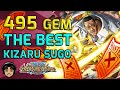 495 Gem Borsalino Legend Sugofest - BEST UNITS! [One Piece Treasure Cruise]