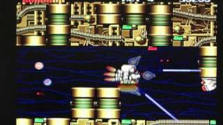 getlinkyoutube.com-SILVER PC Engine Shooters