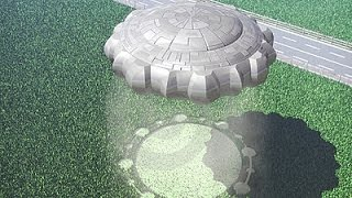 getlinkyoutube.com-Alien UFO Caught On Camera Making Crop Circles For The First Time In Stunning HD Quality
