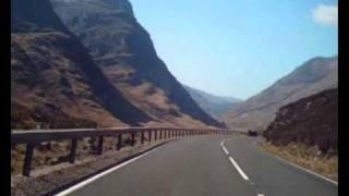 getlinkyoutube.com-Elbow - One Day Like This A82 to Glencoe over Rannoch Moor -