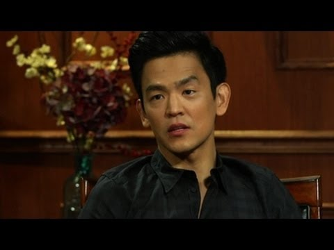 Does John Cho Smoke Marijuana?  On Larry King Now