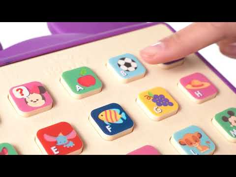 Disney Hooyay Find And Play Tablet