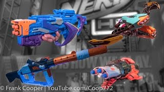 getlinkyoutube.com-Misc. Nerf Blasters | Toy Fair Overview