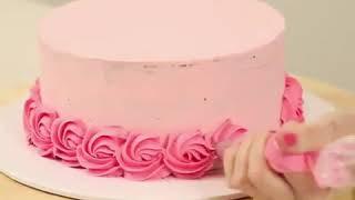 Cara menghias kue dengan mudah width=